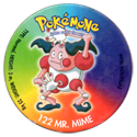 Taso > Taso 4 Pokémone 122-Mr.-Mime.