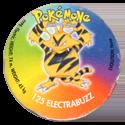 Taso > Taso 4 Pokémone 125-Electrabuzz.