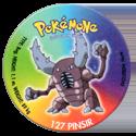 Taso > Taso 4 Pokémone 127-Pinsir.