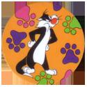 Tazos > Series 1 > 001-040 Looney Tunes 12-Sylvester.