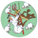 Tazos > Series 1 > 001-040 Looney Tunes 20-Wile-E.-Coyote.