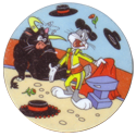 Tazos > Series 1 > 001-040 Looney Tunes 21-Bugs-Bunny.