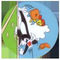 Tazos > Series 1 > 001-040 Looney Tunes 30-Sylvester.