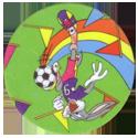 Tazos > Series 1 > 001-040 Looney Tunes 38-Bugs-Bunny.