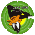Tazos > Series 1 > 101-140 Looney Tunes Techno 105-Daffy-Duck.