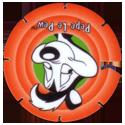 Tazos > Series 1 > 101-140 Looney Tunes Techno 115-Pepe-Le-Pew.