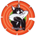 Tazos > Series 1 > 101-140 Looney Tunes Techno 120-Penelope.