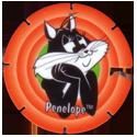 Tazos > Series 1 > 101-140 Looney Tunes Techno 120-Penelope.