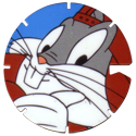 Tazos > Series 1 > 101-140 Looney Tunes Techno 121-Bugs-Bunny.