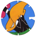 Tazos > Series 1 > 101-140 Looney Tunes Techno 122-Daffy-Duck.