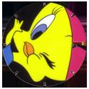 Tazos > Series 1 > 101-140 Looney Tunes Techno 124-Tweety.