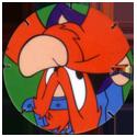 Tazos > Series 1 > 101-140 Looney Tunes Techno 125-Yosemite-Sam.