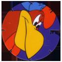 Tazos > Series 1 > 101-140 Looney Tunes Techno 131-Foghorn-Leghorn.