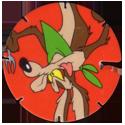 Tazos > Series 1 > 101-140 Looney Tunes Techno 136-Wile-E.-Coyote.