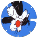 Tazos > Series 1 > 101-140 Looney Tunes Techno 138-Sylvester.