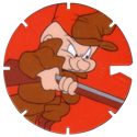 Tazos > Series 1 > 101-140 Looney Tunes Techno 139-Elmer-Fudd.