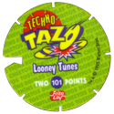 Tazos > Series 1 > 101-140 Looney Tunes Techno Back.