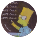 Tazos > Series 1 > 141-180 The Simpsons Magic Motion 142-Bart-Simpson.