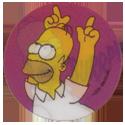 Tazos > Series 1 > 141-180 The Simpsons Magic Motion 147-Homer-Simpson.