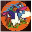 Tazos > Series 1 > 201-220 Time Warp 208-Wilbur-Wright-1867---1912-Orville-Wright-1871---1948.