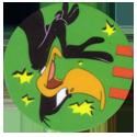 Tazos > Series 1 > 041-060 Looney Tunes 43-Daffy-Duck.