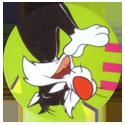 Tazos > Series 1 > 041-060 Looney Tunes 52-Sylvester.
