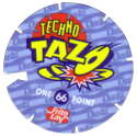 Tazos > Series 1 > 061-100 Chester Cheetah Back.