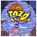 Tazos > Series 1 > 061-100 Chester Cheetah Back.