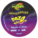 Tazos > Series 2 - Space Jam > 01-20 Movie Motion Back-(11-20).