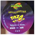 Tazos > Series 2 - Space Jam > 01-20 Movie Motion Back-(11-20).