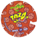 Tazos > Series 2 - Space Jam > 21-60 Techno 37-Taz-(back).