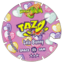 Tazos > Series 2 - Space Jam > 21-60 Techno 55-Lola-Bunny-(back).