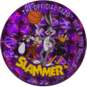 Tazos > Series 2 - Space Jam > Slammers Looney-Tunes-(purple).