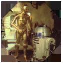 Tazos > Series 3 - Star Wars > 101-130 Techno 103-C-3PO-&-R2-D2.