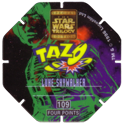 Tazos > Series 3 - Star Wars > 101-130 Techno 109-Luke-Skywalker-(back).