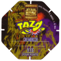 Tazos > Series 3 - Star Wars > 101-130 Techno 115-Chewbacca-(back).