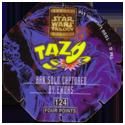 Tazos > Series 3 - Star Wars > 101-130 Techno 124-Han-Solo-Captured-By-Ewoks-(back).