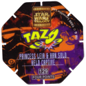 Tazos > Series 3 - Star Wars > 101-130 Techno 129-Princess-Leia-&-Han-Solo-Held-Captive-(back).