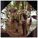 Tazos > Series 3 - Star Wars > 101-130 Techno 129-Princess-Leia-&-Han-Solo-Held-Captive.