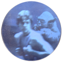 Tazos > Series 3 - Star Wars > 141 - 160 Hologram 154-Luke-Skywalker-&-Yoda.