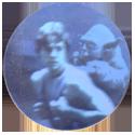 Tazos > Series 3 - Star Wars > 141 - 160 Hologram 154-Luke-Skywalker-&-Yoda.