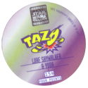 Tazos > Series 3 - Star Wars > 141 - 160 Hologram Back.