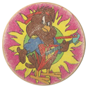Tazos > Elma Chips > 001-040 Tazo Looney Tunes 018-Henery-Hawk-playing-guitar.