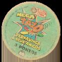 Tazos > Elma Chips > 061-080 Mega Tazo Looney Tunes Mega-Tazo-Back.