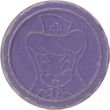 Tazos > Elma Chips > Tazo Arma e Voa - Animaniacs Master Tazos Nurse.