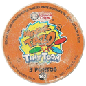 Tazos > Elma Chips > 141-160 Magic Tiny Toon Magic-Tazo-Back.
