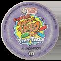 Tazos > Elma Chips > 161-180 Super Magic Tiny Toon Super-Magic-Tazo-Back.