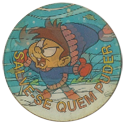 Tazos > Elma Chips > 180-200 Mega Magic Tiny Toon 195.