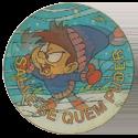 Tazos > Elma Chips > 180-200 Mega Magic Tiny Toon 195.