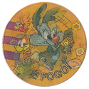 Tazos > Elma Chips > 201-240 Hiper Magic Tiny Toon 233.